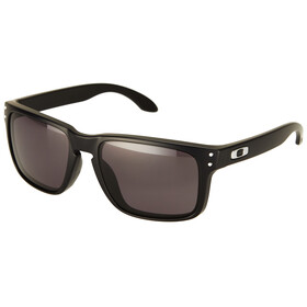 Oakley Holbrook Sunglasses matte black/warm grey
